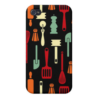 Kitchen Utensils Speck Case iPhone 4/4S Case
