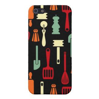 Kitchen Utensils Speck Case iPhone 5 Case