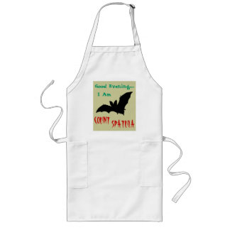 Kitchen Vampire Long Apron