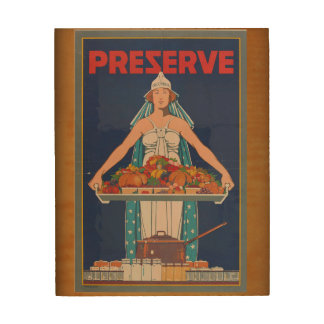 Kitchen Wall art Food Preservation