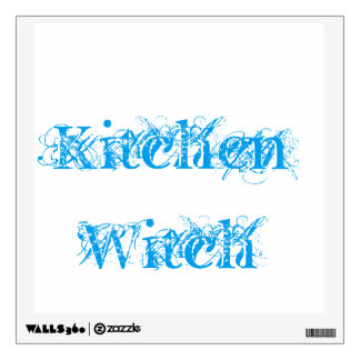 Kitchen Witch Decal