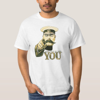 Kitchener Your Country Needs You T-Shirt