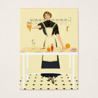 Kitchengirl Gift Tags
