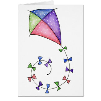 Kite - Card
