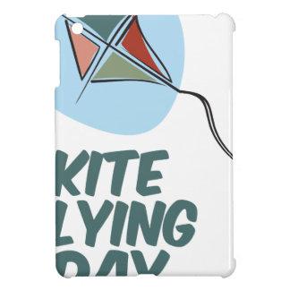 Kite Flying Day - 8th February iPad Mini Covers