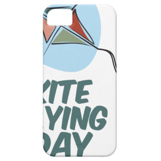 Kite Flying Day - 8th February iPhone 5 Cover