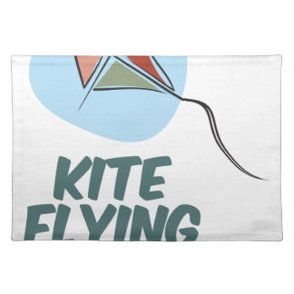 Kite Flying Day - 8th February Placemat