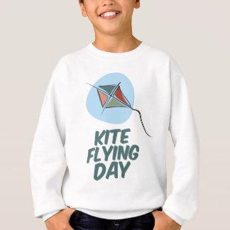 Kite Flying Day - 8th February Sweatshirt