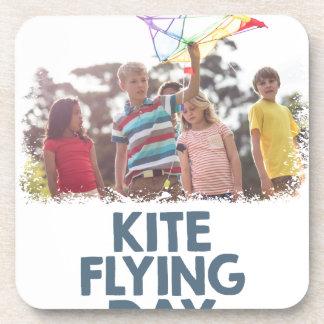 Kite Flying Day  - Appreciation Day Coaster
