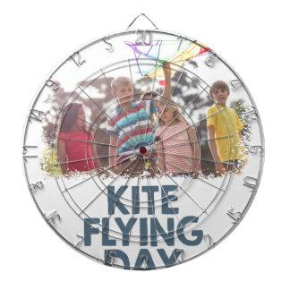 Kite Flying Day  - Appreciation Day Dartboard