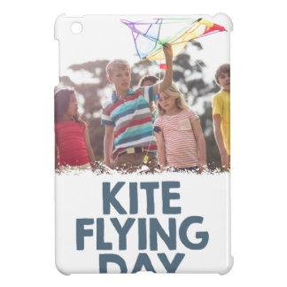 Kite Flying Day  - Appreciation Day iPad Mini Cases