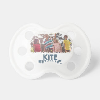 Kite Flying Day  - Appreciation Day Pacifier