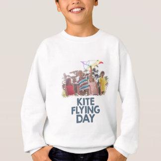 Kite Flying Day  - Appreciation Day Sweatshirt