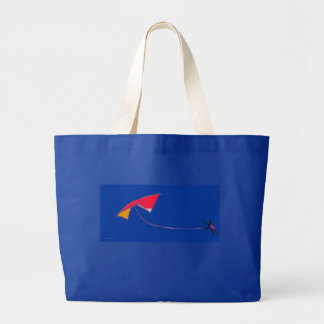 Kite Kid Large Tote Bag