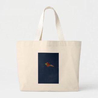 Kite Large Tote Bag