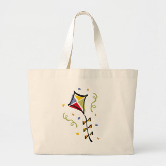 Kite Large Tote Bag