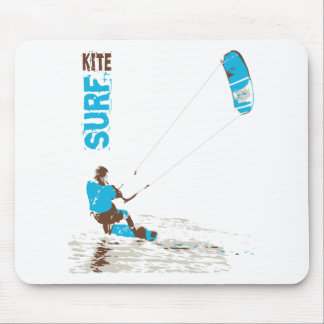 kite surf mouse pad
