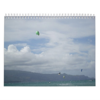 Kite Surfing 2009 Calendar