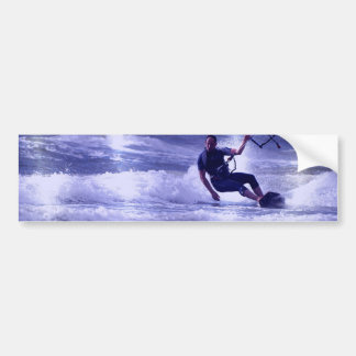 Kiteboarding Design Bumper Stickers