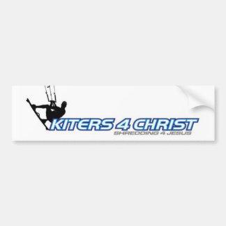 Kiters4Christ Bumper Sticker