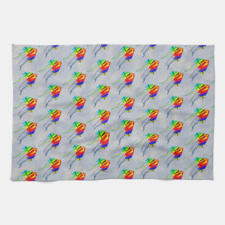 Kites and Sky Kitchen Towel