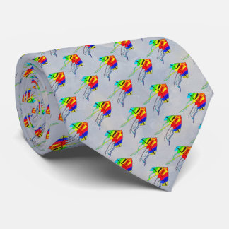 Kites and Sky Tie