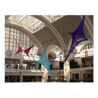 Kites and Sunbeams Postcard