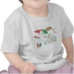 Kites in China infant T Tshirt