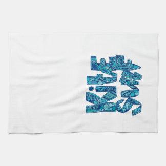 Kitesurf Kitchen Towel