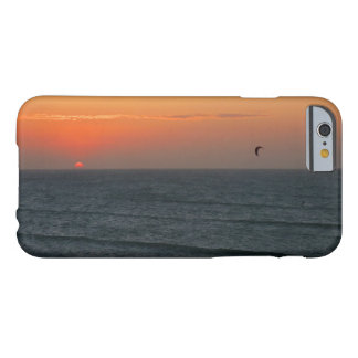 Kitesurfing at sunset barely there iPhone 6 case