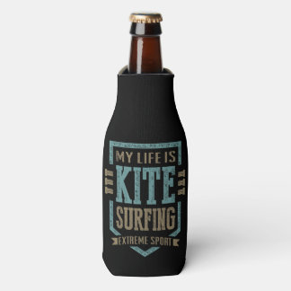 Kitesurfing Gift Ideas Bottle Cooler