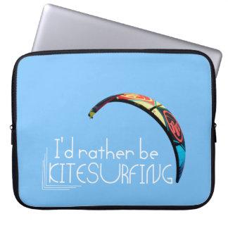 Kitesurfing Laptop Sleeve