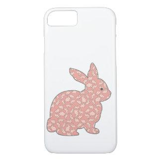 Kitsch Retro Bunny Rabbit iPhone 7 Case