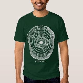 Kitsch Vintage Dante Religion 'Upper Hell' Tshirt