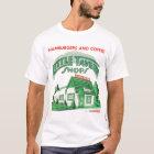 Kitsch Vintage Little Tavern Shops Hamburgers T-Shirt