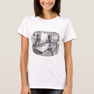 Kitsch Vintage The Modern Peanut Family T-Shirt