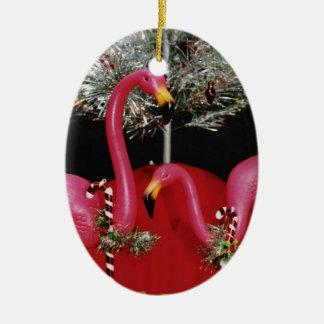 Kitschy Khristmas Ceramic Ornament