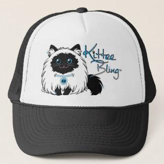Kittee Bling Trucker Hat