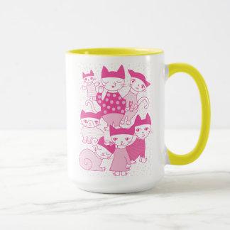 Kitteh Power Mug