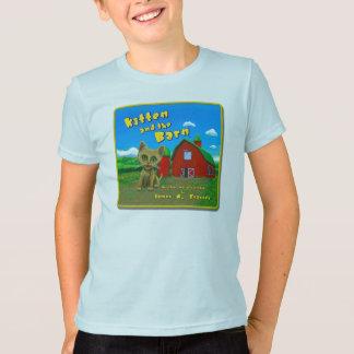 Kitten and the Barn T-Shirt