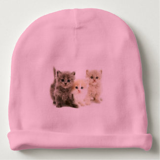Kitten Baby Hat Baby Beanie