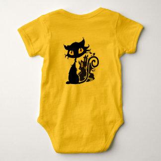 Kitten Baby Jersey Bodysuit