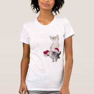 Kitten Christmas Nightshirt Shirts
