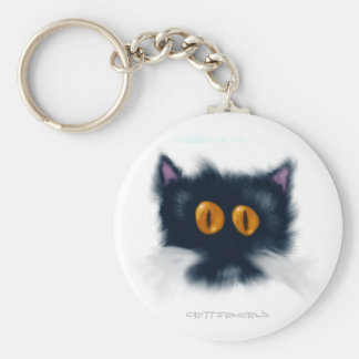Kitten Critter Keychain