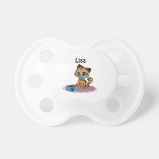 Kitten Cuteness Baby Pacifier