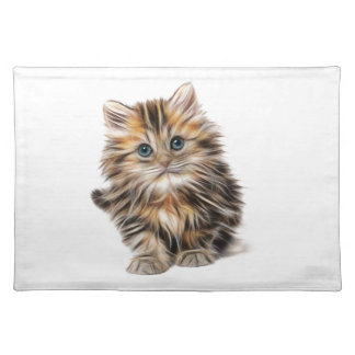 Kitten Gifts Placemat