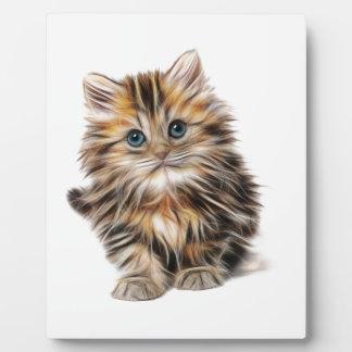 Kitten Gifts Plaque