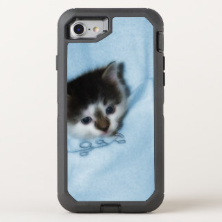 Kitten in the Pocket OtterBox Defender iPhone 8/7 Case
