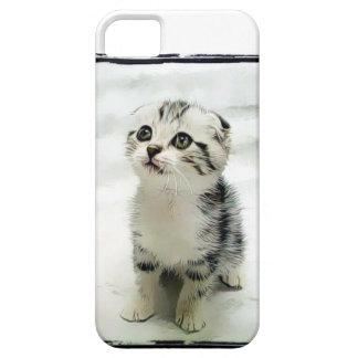 Kitten iPhone 5 Cover