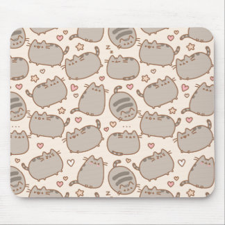 Kitten kawaii mouse pad